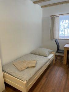 Postel č. 1 apartmán